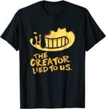 Bendys Ink MachineMerch T-Shirt