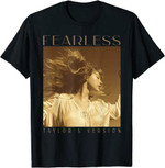 T.aylor S.wift F.earless T Shirt
