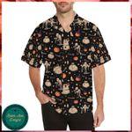 Mummy Halloween Hawaii Shirt - Halloween Short-Sleeve Shirt - Hawaii Style