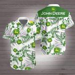 John Deere Shirt / John Deere Aloha Shirt / Gift For John Deere Lover / John Deere Hawaiian Shirt / John Deere Beach Shirt / Men's Shirt