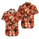 Cleveland Browns Hawaiian Shirts / Cleveland Browns Aloha Shirt / Gift For Cleveland Browns Lover / Cleveland Browns Hawai Shirt