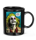 #Tim Burton's #BeetleJuice #Michael Keaton Gifts for Men Women Tea Coffee Mug