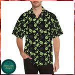 Witch Halloween Hawaii Shirt - Halloween Short-Sleeve Shirt