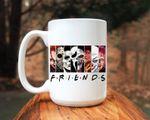 Friends Horror, Halloween Mugs, Horror Movie, Scary Mugs, Cult Classic Horror Mugs