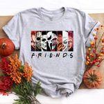 Halloween Horror Movie Killers, Scary Friends Shirt, Friends Halloween Shirt, Halloween Scary Shirts, Horror Squad, Halloween Horror Friends