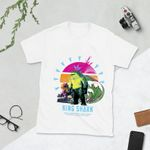 The Suicide Squad King Shark Tropical T-Shirt, The Suicide Squad Funny Num Num Shirt