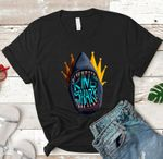 The Suicide Squad Big King Shark Logo T-Shirt