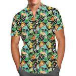 Watercolor Lion King Jungle Disney Inspired - Short-Sleeve Hawaii Shirt