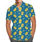 Orange Bird Disney Parks Inspired - Short-Sleeve Hawaii Shirt