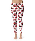 Minnie Bows and Mouse Ears Disney Inspired - Sports,Yoga Leggings