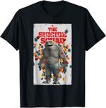 The-Suicide-Squad-King-Shark-Poster T-Shirt
