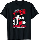 Disney Magical 90th Mickey Mouse Anniversary T-Shirt