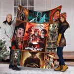 Hocus Pocus Blanket, Special Gift, Gift For Kid, Halloween Blanket