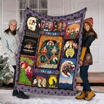 Hocus Pocus Movie For Fan Blanket, Anniversary Gift, Halloween Blanket