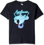 Disney Men's Aladdin Genie Applause Humor T-Shirt