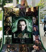 Loki Blanket, Marvel Lover, God of Mischief Blanket, Loki Odinson Blanket, Marvel Hero Blanket