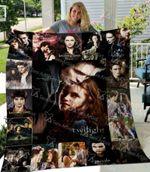 Twilight Blanket, Twilight Movie Blanket,Twilight Bella Edward Jacob Blanket