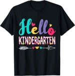 Back to school 2021 - First Day Kindergarten adult and youth shirt