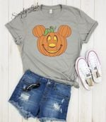 Pumpkin Mickey - shirt, disney shirt, halloween shirt, disney halloween party, halloween disney shirts