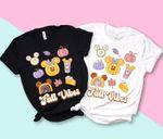 Mickey Pumpkin Shirt, Disney Pumpkin Shirt, Disney Fall Shirt, Disney Vibes Shirt, Fall Disney Shirt