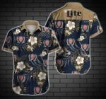 Miller Lite Hawaii Shirt / Gift For Miller Lite Lover / Miller Lite Beach Shirt