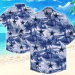 Dallas Cowboys Hawaii Shirt / Dallas Cowboys Aloha Shirt / Gift For Dallas Cowboys Lover