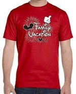 Mickey Mouse Ear T-Shirt, Family Vacation Shirts, 2021 Orlando Shirt