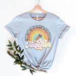 Back to school 2021 - Teacher Rainbow Leopard Shirt BTS Youth Adult T-Shirt
