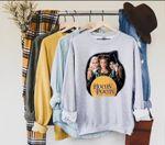 Halloween Vintage Sweatshirt ,Hocus Pocus Sweat, Sanderson Sisters Sweat, Disney Halloween Sweat, It's Just A Bunch Of Hocus Pocus