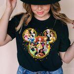 Disney Princess Shirt, Disney Cinderlla Shirts, Princess Shirts, Disney Shirt