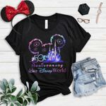 Walt Disneyworld 50th Anniversary shirt, Disney world T-shirt, Disney Vacation, Disney Trip Shirt