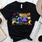 Walt Disneyworld 50th Anniversary shirt, 50 Years Of Magic Disney World T-shirt, Disney Vacation, Disney Trip Shirt