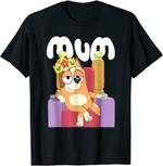 Mom Dog Funny Dog Lovers Family T-Shirt