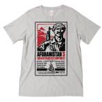Afghanistan Graveyard Of Empires T-shirt