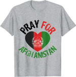 Pray for Afghanistan Free Afghanistan T-Shirt