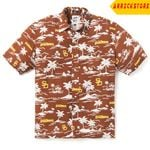 San Diego Padres MLB Hawaii Floral Baseball Unisex Shirt, San Diego Padres Shirt, San Diego Padres MLB Hawaiian Shirt, MLB Team Gift Shirt