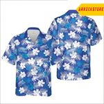 Michelob Ultra Hawaii Floral Unisex Shirt, Michelob Ultra Shirt, Michelob Ultra Hawaiian Shirt, Gift For Michelob Ultra Lover