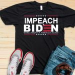 Impeach Biden Shirt, Biden Gift, Tshirt, fathers day gift, funny conservative tee