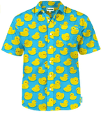 Bright Hawaiian Shirts for Spring Break and Summer
