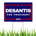 Ron Desantis for President 2024 Yard Sign