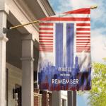 9/11 Flag Patriot Day We Remember Garden Flag Historical US