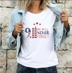 9.11 We Will Never Forget, Patriot Day - Unisex Shirt