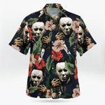 Jason Voorhees Hawa Halloween Hawaii Shirt, Halloween Horror Movie Killers Hawaii Shirt, Scary Friends Shirt, Halloween Family Shirt