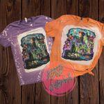 Halloween Michael Myers Bleached Shirt | Michael Myers Shirt | Halloween Shirt | Fall Shirt | Killer Shirt | Horror Movie | Slasher 1