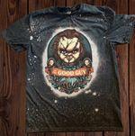 .Chucky Child's Play Bleached Shirt | Halloween Shirt | Killer Shirt | Horror Movie | Chucky | Childs Play
