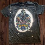 Halloween Michael Myers Bleached Shirt