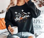 Happy Halloween Sweatshirt, Party For Halloween, Hocus Pocus Sweatshirt, Halloween Witches