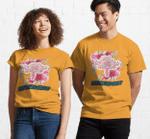 Funny reproductive rights uterus snakes Gift Don't Tread On Me Uterus Pro Choice Shirt