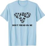 Don't tread on me uterus T-Shirt