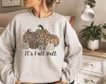 It's Fall Y'all | Fall Sweatshirt, Fall Shirt, Fall Sweatshirts For Women, Pumpkin Sweatshirt